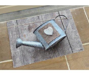 Schrapende deurmat voor binnen- en buitengebruik