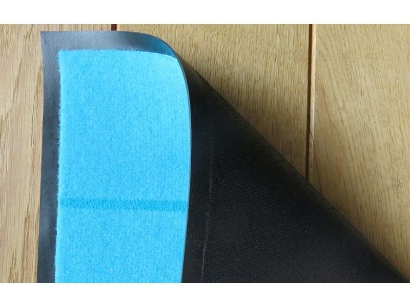Ecologische en kleurrijke mat, 40x60cm