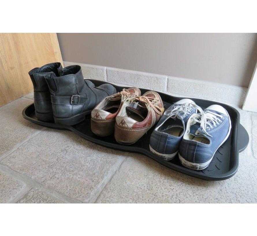 Plateau pour chaussures à multiples usages