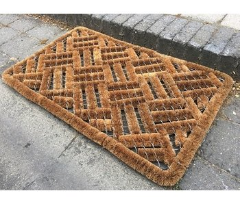 Coco borstelmat