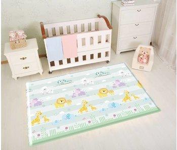 Afwasbaar en decoratief speeltapijt