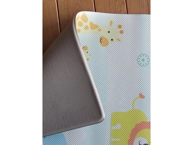 Tapis de jeu lavable et décoratif, format 100x140cm