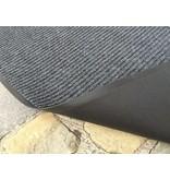 Paillasson écologique et grattant pour intérieur et extérieur dans la couleur gris