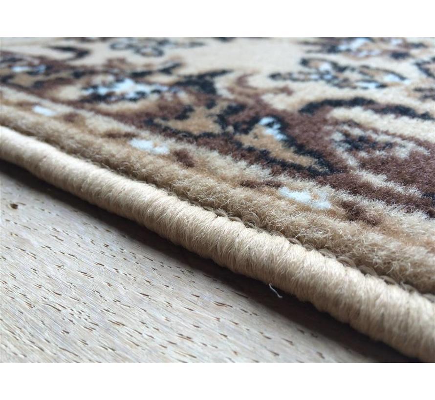 Tapis passe-partout classique, beige, 40x60cm