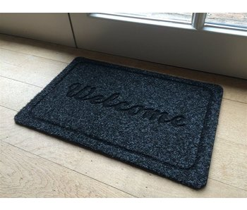 Decoratieve thermoprint mat