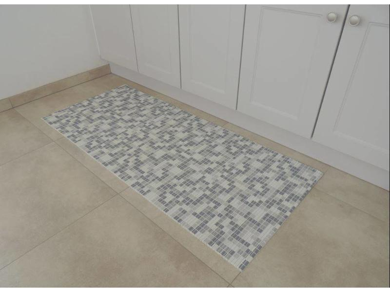 Antislipmat voor badkamer of keuken op rol