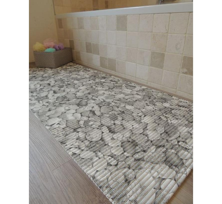 Tapis multi-usages, cailloux