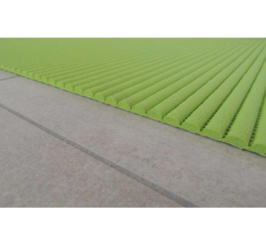 Tapis multi-usages de couleur vert
