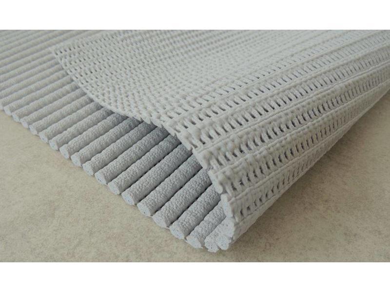 Tapis PVC antidérapant  gris