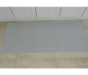 Tapis en PVC gris