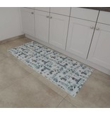 Tapis antidérapant salle de bain