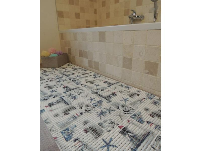 Handige badmat op maat