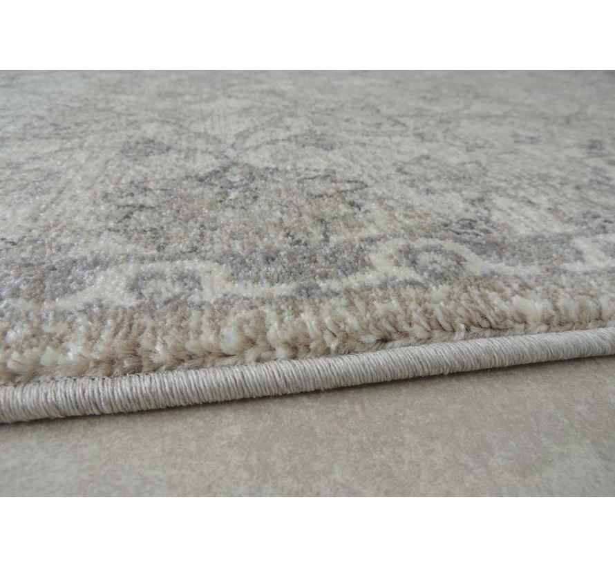 Oosters tapijt crèmekleur