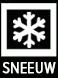 Icoon caseproof sneeuwbestendig