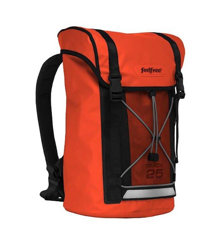 Feelfree Track 25 liter oranje