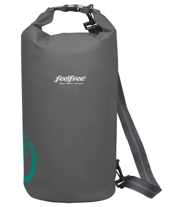 Feelfree Drytube 20 liter grijs
