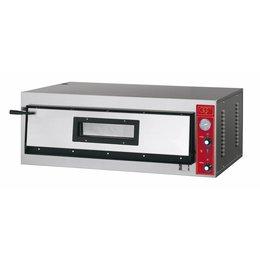 GGF Linea E Pizzaoven 6x30cm Diep Model