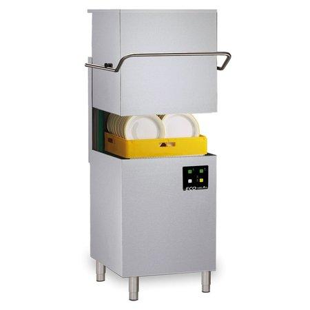 Adler E1000 Doorschuif Vaatwasser met automatische zeepdispenser