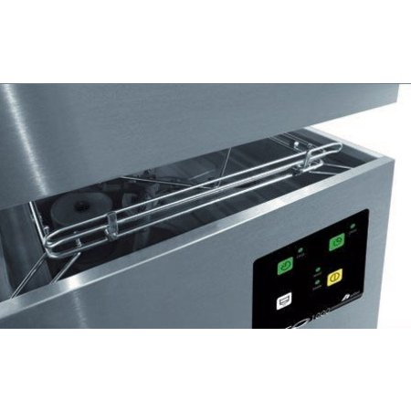 Adler E1000 Doorschuif Vaatwasser met automatische zeepdispenser en afvoerpomp
