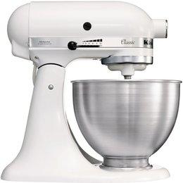 Kitchenaid 4,3 Liter Classic Keukenmachine - Wit