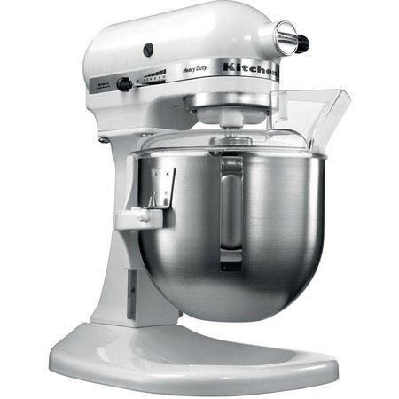 Kitchenaid K5 4,8 Liter Heavy Duty Keukenmachine - Wit