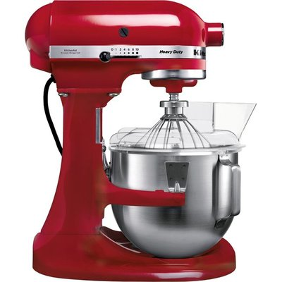 Kitchenaid K5 4,8 Liter Heavy Duty Keukenmachine - Rood