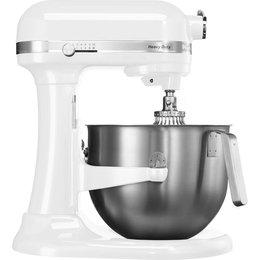 Kitchenaid 6,9 Liter Heavy Duty Keukenmachine - Wit