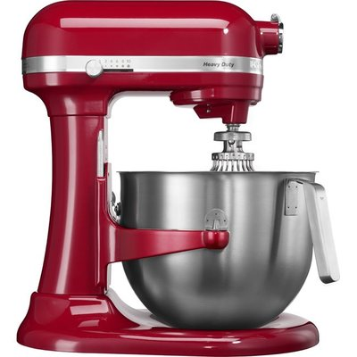 Kitchenaid 6,9 Liter Heavy Duty Keukenmachine - Rood