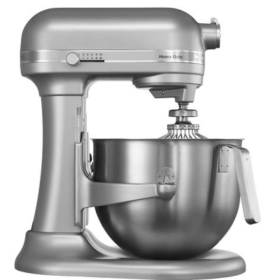 Kitchenaid 6,9 Liter Heavy Duty Keukenmachine - Zilver Metallic
