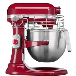 Kitchenaid 6,9 Liter Professional Keukenmachine - Rood