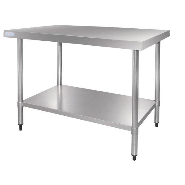 Vogue 90cm RVS Werktafel - 70cm diep