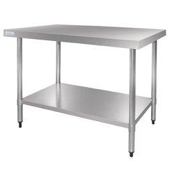 Vogue 150cm RVS Werktafel - 70cm diep