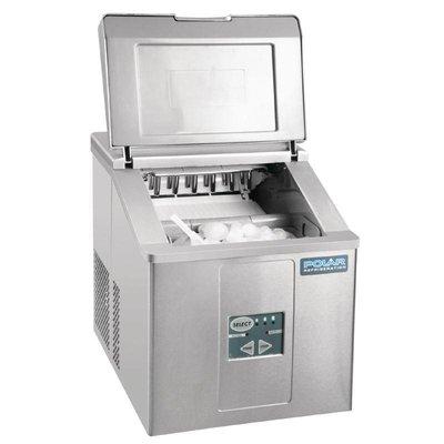 Polar IJsblokjesmachine - 17kg per 24 uur