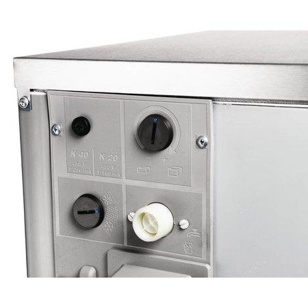 Whirlpool K40 IJsblokjesmachine - 40kg per 24 uur