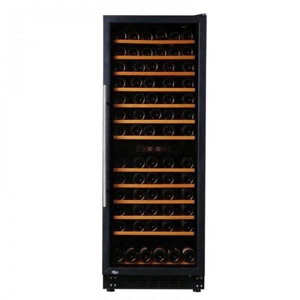 Exquisit Wijnkoelkast met 2 Zones - 102 Flessen