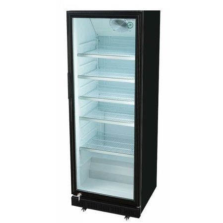 koelkast glazen deur 400 liter rb cool plus. Black Bedroom Furniture Sets. Home Design Ideas