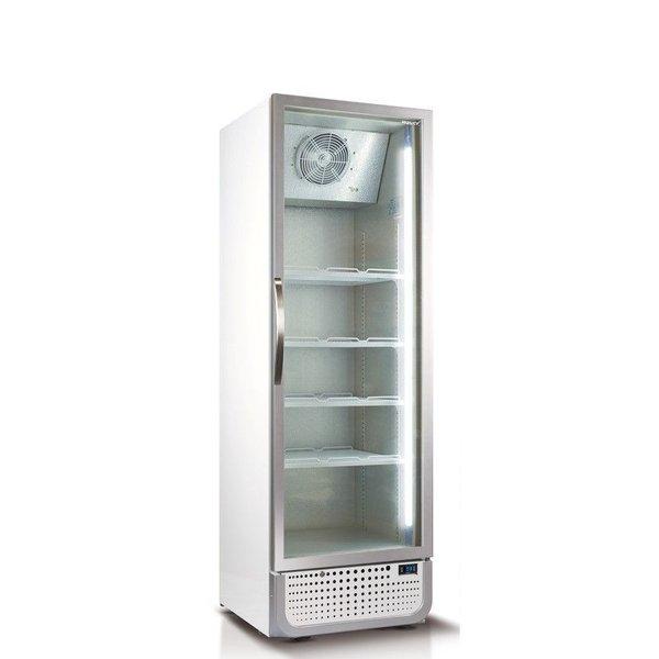 Husky Koelkast met Glazen Deur - 485 Liter