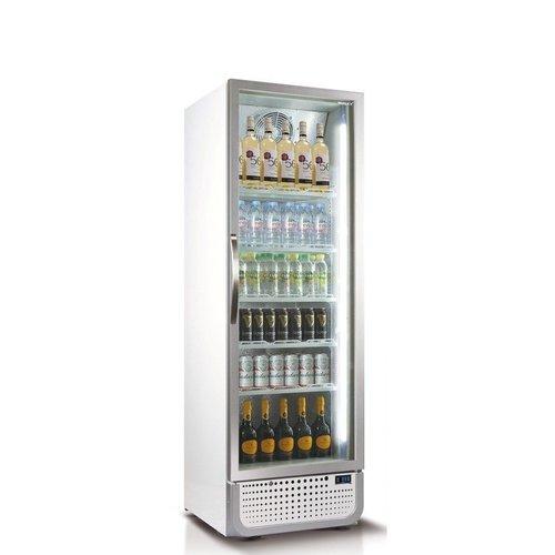 Husky Koelkast Glazen Deur - 485 Liter