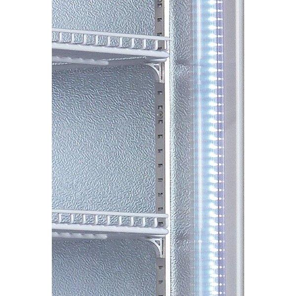 Husky Display Koelkast met Glazen Deur - 485 Liter