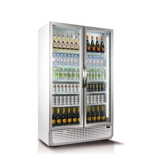 Husky Koelkast Glazen Deuren - 975 Liter