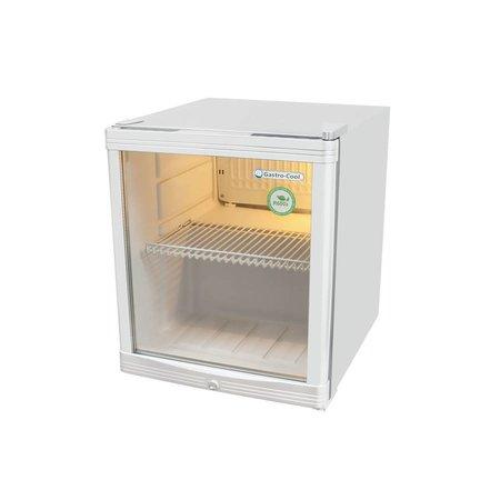 Gastro-Cool Glasdeur Koelkast - 52 Liter