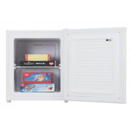 Exquisit GB05A+ mini vrieskast - 34 liter