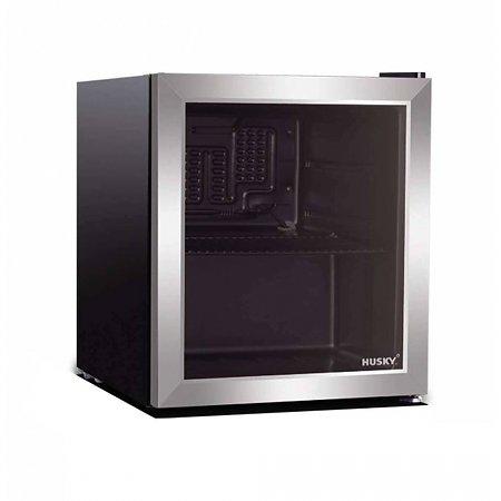 RVS koelkast tafelmodel