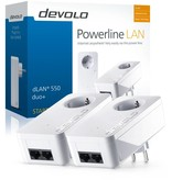 Devolo dLAN 550 duo + Starter Kit