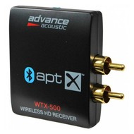 Advance Acoustic WTX-500 Bluetooth apt-X receiver