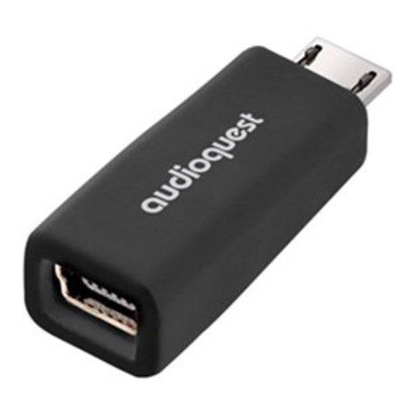 AudioQuest USB 2.0 Adapter Mini-B > Micro-B