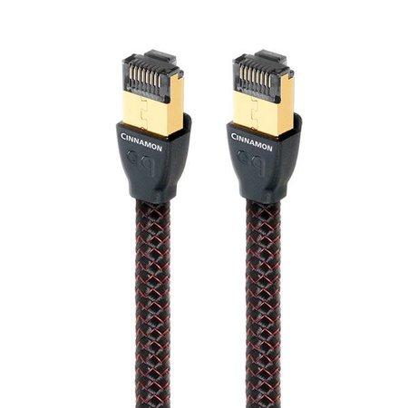 AudioQuest Cinnamon RJ/E (Ethernet) CAT7 Cable