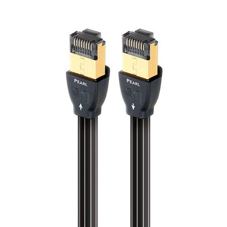 AudioQuest Pearl RJ/E CAT7 (Ethernet) Cable
