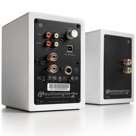 Audioengine A2+ White
