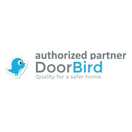 DoorBird D101S Video Deurbel Strato-Silver Edition